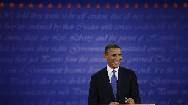 President Obama Says He 'Was Just Too Polite' During Last Week's Debate, Promises It Won't Happen Again