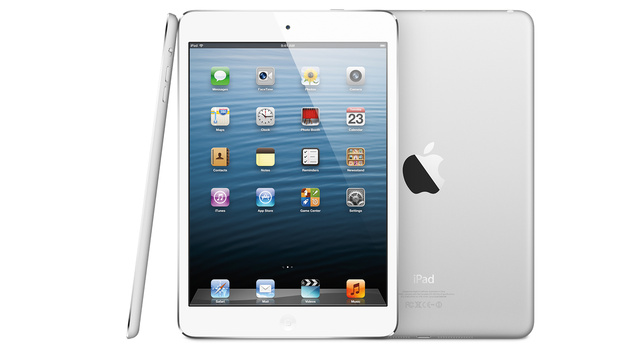 Bloomberg: A Retina iPad Mini and a Thinner iPad Are Coming