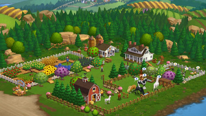 Zynga's Bringing Farmville to Online Gambling