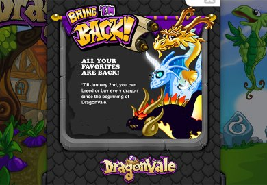 In Dragonvale How To Breed For A King Dragon