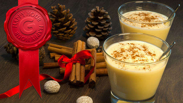 The Scientific Formula for Perfect Eggnog