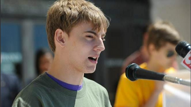 How 19-year-old activist Zack Kopplin is making life hell for Louisiana's creationists