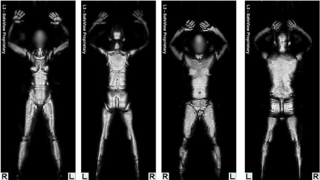 TSA to Remove Naked-Image Scanners From US Airports