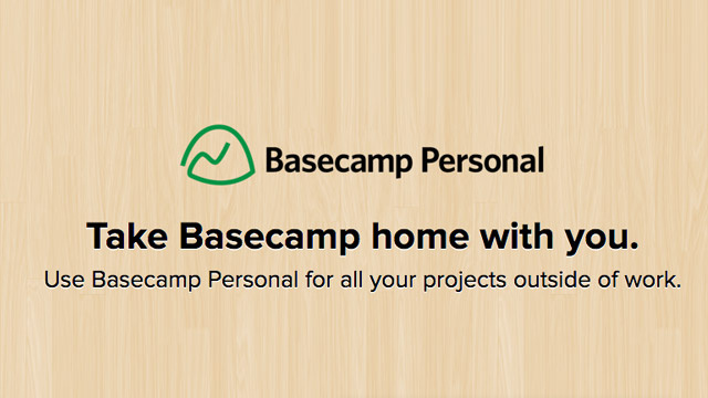 Click here to read Basecamp Personal Manages Your Non-Work Projects