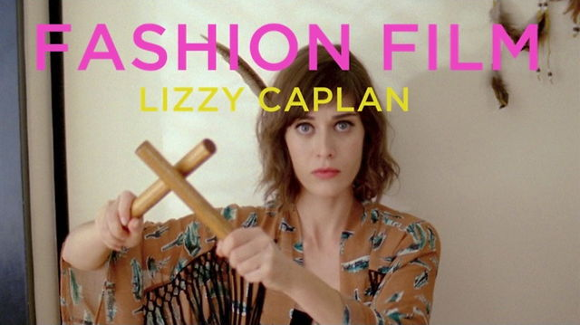 Click here to read The Lizzy Kaplan 'Fashion Film' Is the Most Soothing Thing You'll Watch All Day