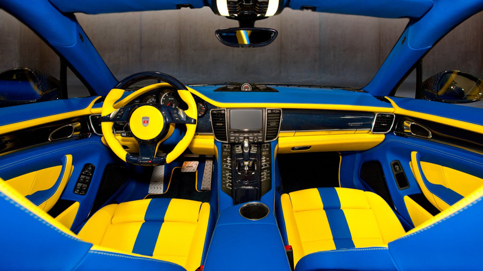 The Ten Most Ridiculous Dashboards Of All Time :: Jalopnik