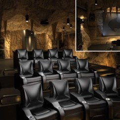 Movie Theatre Chairs For Home Heated Stadium With Backs 16 Obscenely Over The Top Theatres Gizmodo Australia