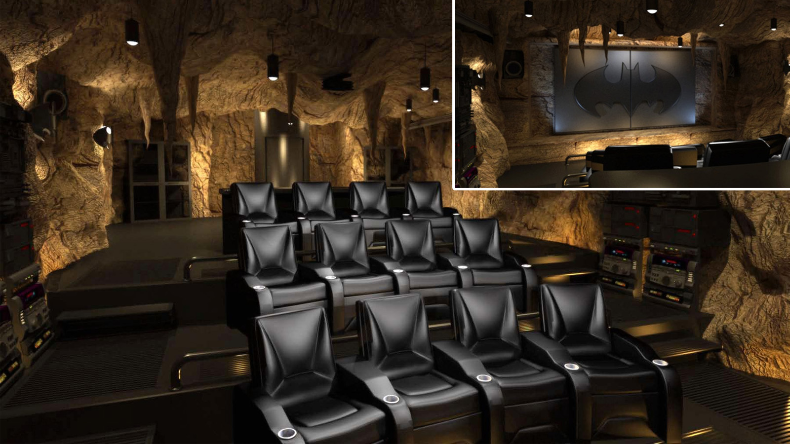 movie theaters with lounge chairs wooden folding ikea 16 obscenely over the top home theatres gizmodo australia