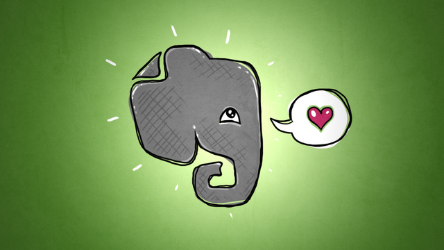 Evernote love