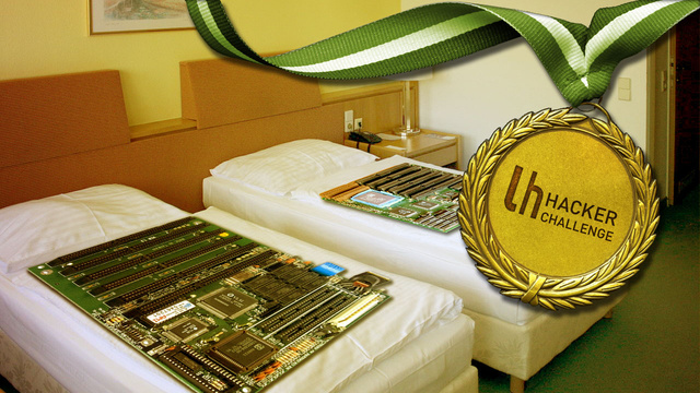 Click here to read Hacker Challenge: Hack Your Hotel Room
