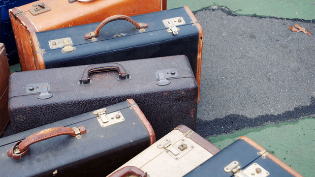 Click here to read When Flying in a Group, Distribute Everyone's Clothing Throughout Each Suitcase So Nobody Loses Everything