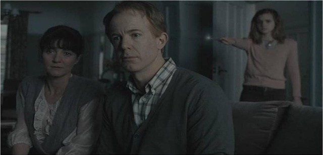 Michelle Fairley: Harry Potter and the Deathly Hallows Part 1