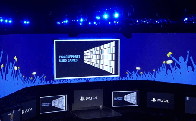 The Ps4 Doesn T Have The Xbox One S Drm Kotaku Australia