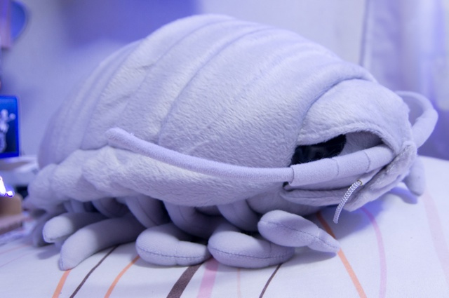 This Giant Crustacean Cuddly Toy Is a Hot Seller in Japan