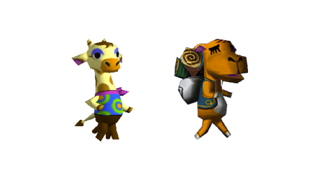 Animal Crossing Characters Changed Sex For Western Release