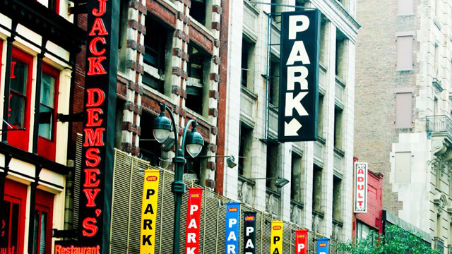 Ask Where the Staff Parks to Save on Hotel Parking