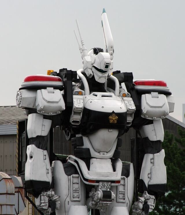 Images Of Live Action Patlabor We Are All Geeks