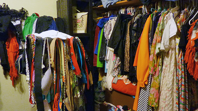 Clean Out Your Closet By Getting Rid of Stuff You Wouldn't Buy Today