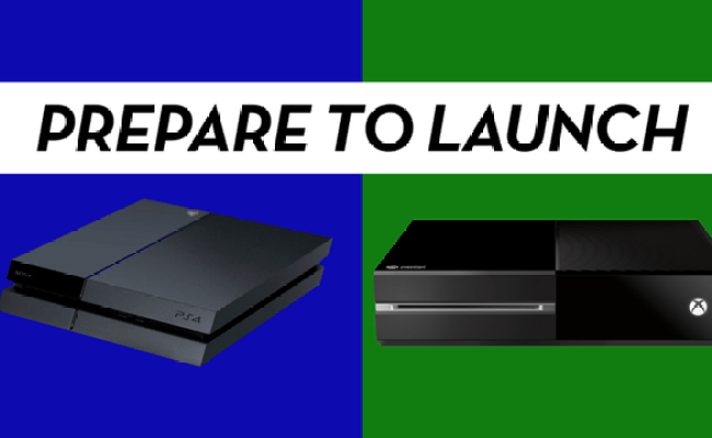 Every Game Coming Out Between The Ps4 And Xbox One