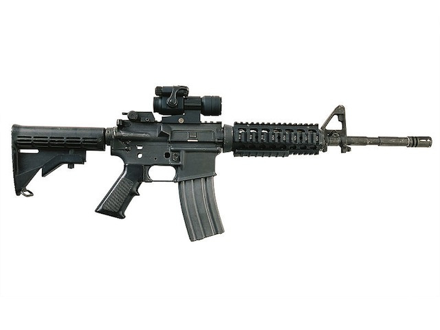2cd31f5c936 What the Military Issue Rifle Is in Each Country of the World