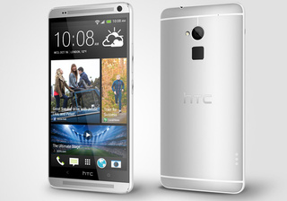 HTC One Max: Shiny Aluminum, 5.9-Inch Screen and a Fingerprint Scanner