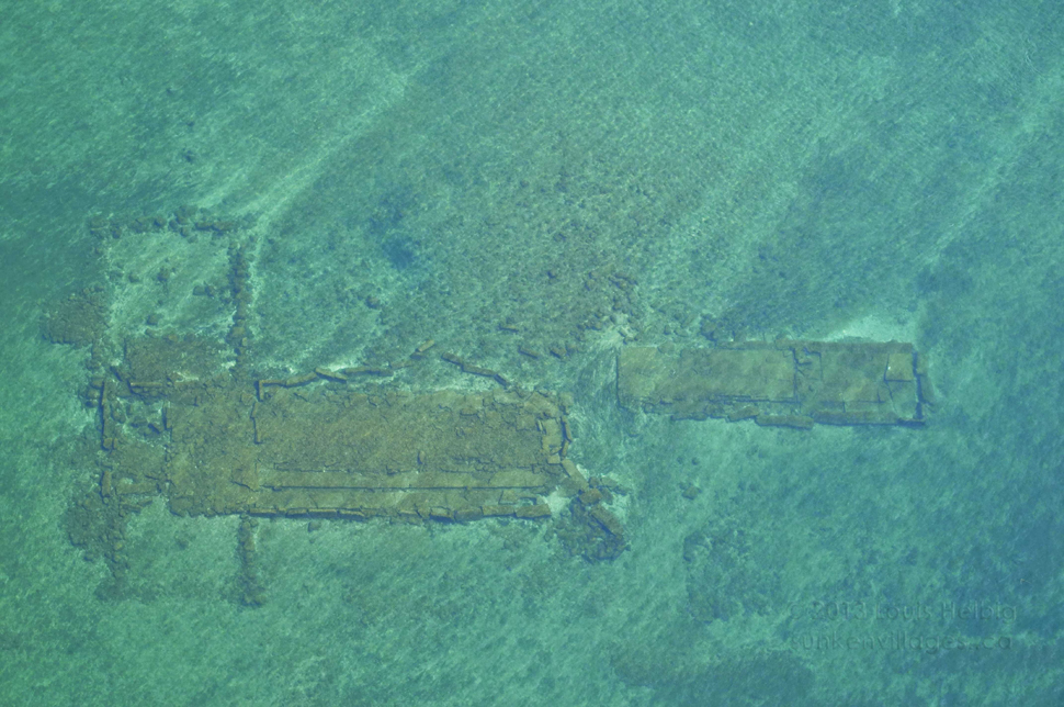 Haunting Aerial Photographs of Drowned Villages in Canada