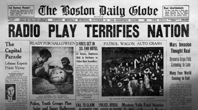 Did the 'War of the Worlds' Radio Broadcast Really Cause Mass Panic?