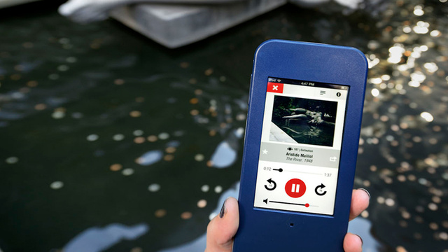 MoMA Will Banish Grotty Audio Guides With Free Guide App