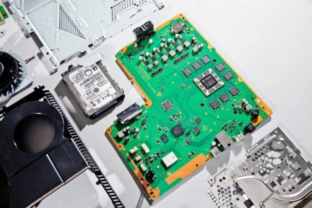 Here's the PlayStation 4, Taken Apart and Dissected