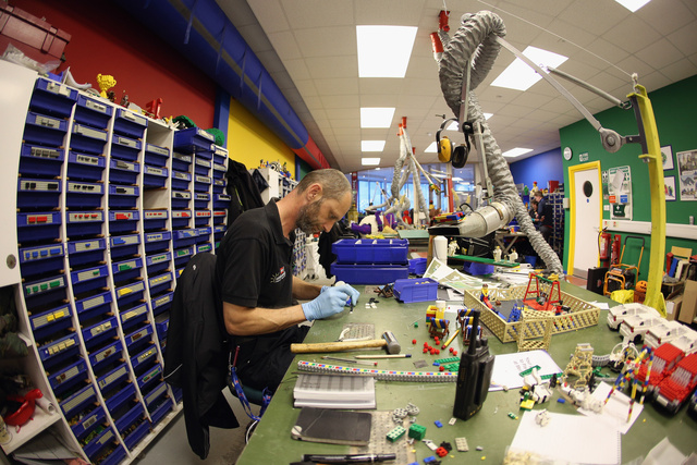 What Does It Take to Snag a Job as a Lego Designer?