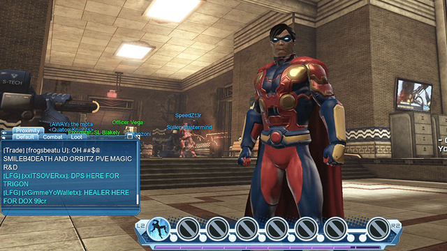 DC Universe Online Isnt Like Other PS4 Launch Titles