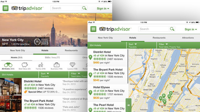 Five Best Travel Planning Apps
