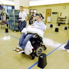 Wheelchair Genius Safety First Portable High Chair This Turns Your Tongue Into A Joystick