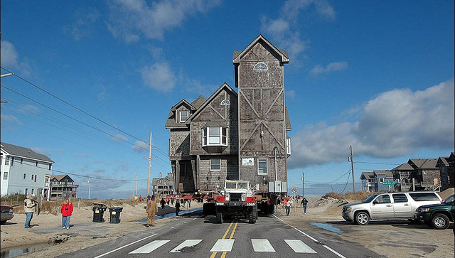 Unbelievable Photos of the Most Challenging Structural Relocations Ever