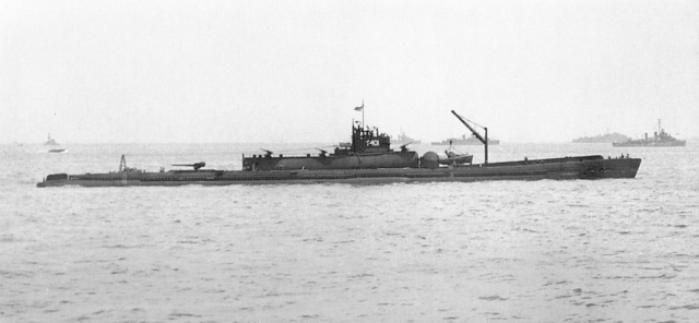 These Massive Japanese Submarines Doubled as Aircraft Carriers