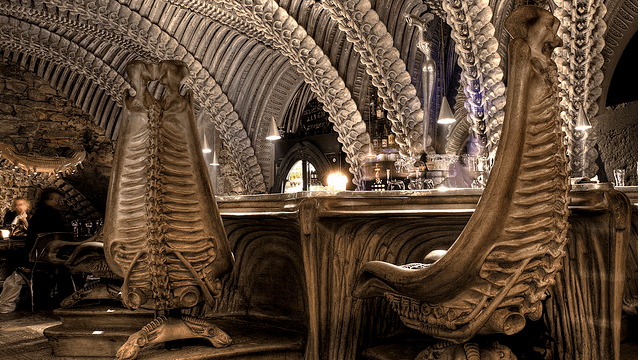 We could be getting our own H.R. Giger bar in the United States!