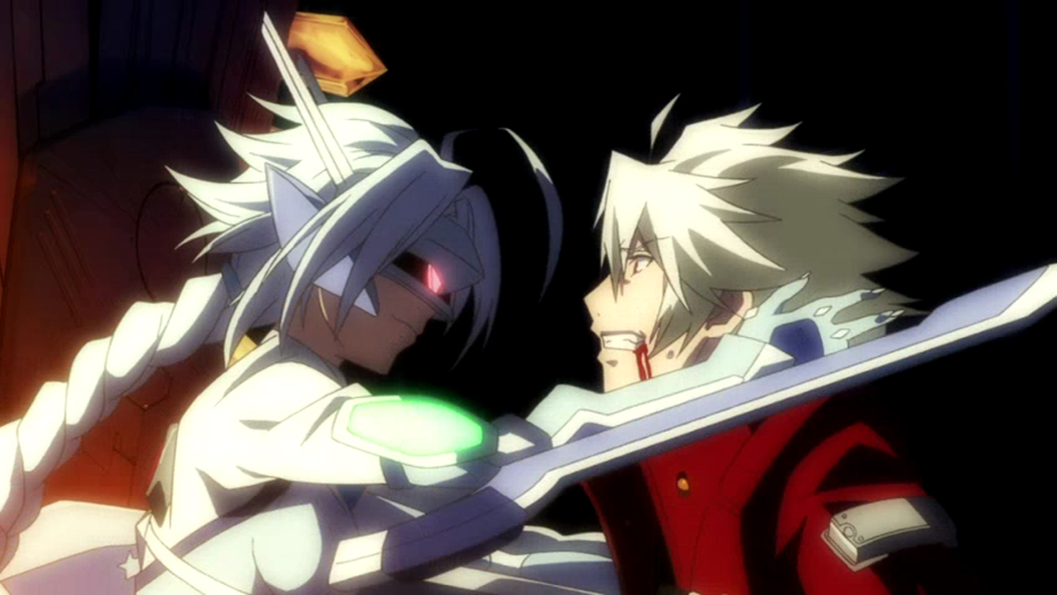 the blazblue anime is an utter mess