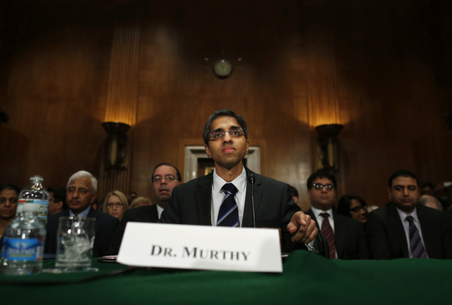 Senator Tells the Surgeon General Nominee He Knows Some Indian Doctors