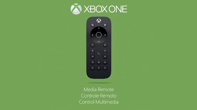 An Xbox One Media Remote Could Be Coming March 4th