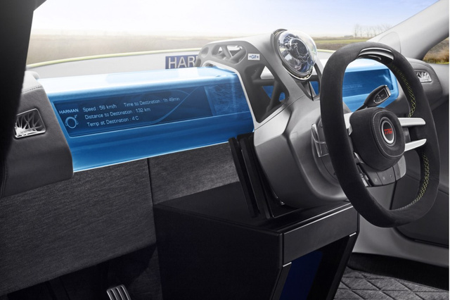 The Rinspeed XchangE Is A Crazy Driverless Tesla You Can Live In