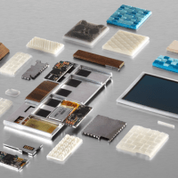 Google Project Ara : A vision for a $50 Lego-esque smartphone.