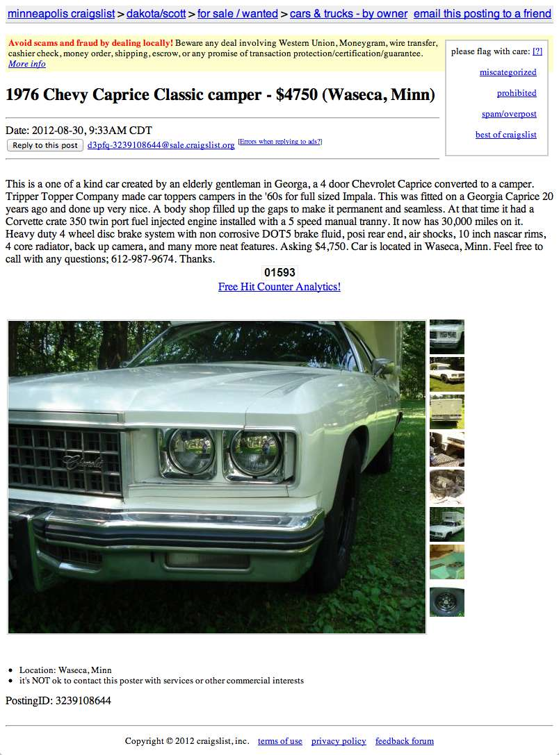 Craigslist Mn Housing Craigslistchicago Cars Autos Post