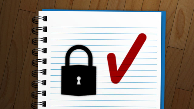 How Secure Are You Online: The Checklist