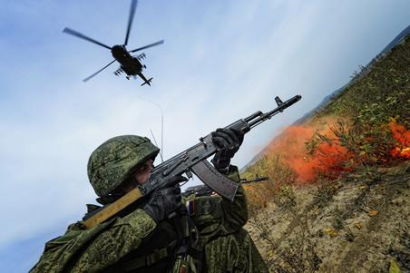 Майкопских контрактников, испугавшихся отправки на Украину, судят за дезертирство