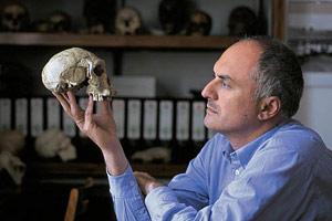 Гоминиды эволюционировали в homo erectus в Евразии, а не в Африке