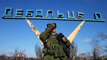 Как бойцы со стороны Украины и ополчения вспоминают бои за Дебальцево