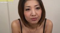 【フルHD】キス顔マニア スタイル最高のキャミソールさえちゃんのエロキス顔!編