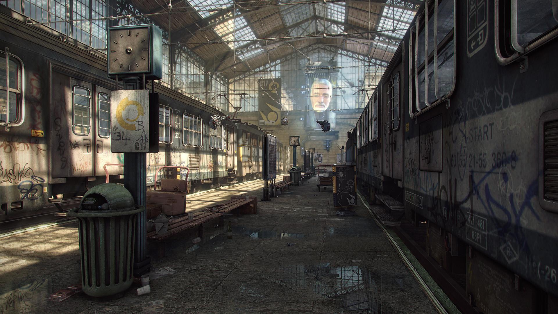 Half Life 2 Recree Avec L Unreal Engine Premier Apercu