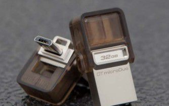 Clé USB : Kingston DataTraveler microDuo