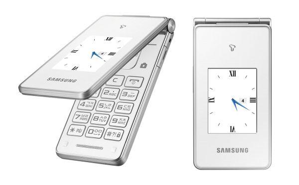 Samsung Master Flip : smartphone Android à double écran